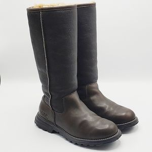 EUC - UGG Brooks Tall Boots in size 6